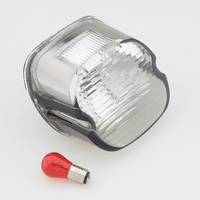 Walter's Workshop Laydown Tail Lamp Smoked Lens Kit