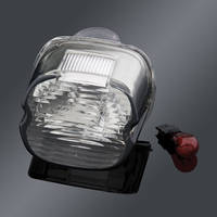 Walter's Workshop Laydown Smoked Tail Lamp Lens Kit