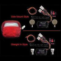 Laydown Red Tail lamp Lens Kit