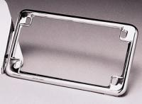 J&P Cycles® License Plate Frame
