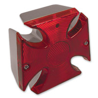 Universal Maltese Cross AUX Taillight