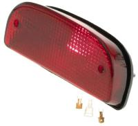 J&P Cycles® Taillight Assembly for FX Softail and 4-speed FXWG Models
