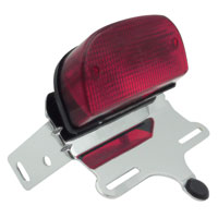 J&P Cycles® Custom Fat Bob Taillight Kit