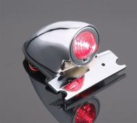 Chrome Rear Fender Sparto Light for Custom Applications
