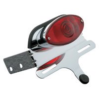 J&P Cycles® Cateye Style Taillight Kit