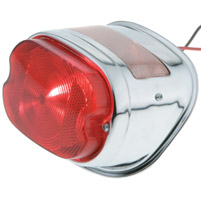 J&P Cycles® Original Taillight Assembly