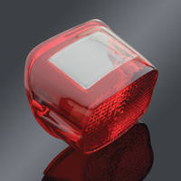 J&P Cycles® Taillight Replacement Lens