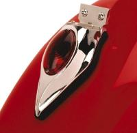 J&P Cycles® Taillight Kit with Lens