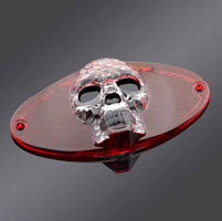Skull Lense for Cateye Taillight