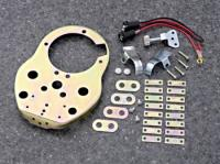 J&P Cycles® Cateye Dash Mounting Plate Kit