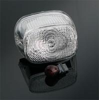 Clear Taillight Lens