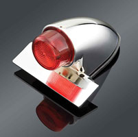 J&P Cycles® Sparto Extended Lens Taillight
