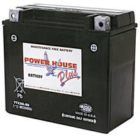 Maintenance Free Battery Model YTX24HL-BS