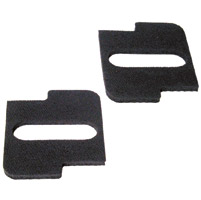 V-Twin Manufacturing Rubber Battery Pads