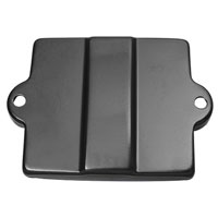 V-Twin Manufacturing Black Battery Top Cover