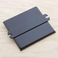 V-Twin Manufacturing Black Battery Box Top