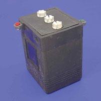 V-Twin Manufacturing© 6-Volt Battery Model H3