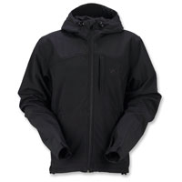 Z1R Zephyr Jacket Men/'s Motorcycle Riding Solid Black Polyester FREE EXCHANGES