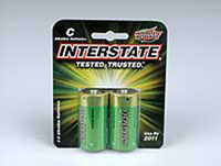 Interstate C Replacement Batteries