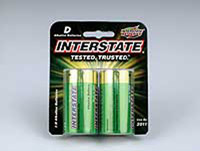 Interstate D Replacement Batteries