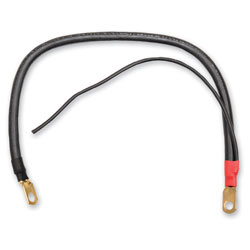 Terry Components Battery Cable with Auxiliary Wire 18″