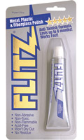 FLITZ Metal, Plastic, and Fiberglass Polish