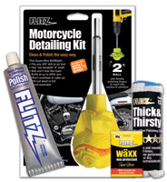 FLITZ Motorcycle Detail Kit