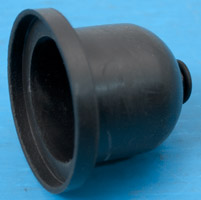 J&P Cycles® Solenoid Plunger Boot