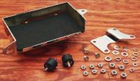 V-Twin Manufacturing Battery Carrier Kit