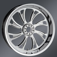 RevTech Super Charger Front/Rear Wheel, 16