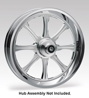 RevTech Meridian Front Wheel, 21