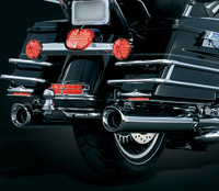 Crusher Mellow Slip-On Mufflers