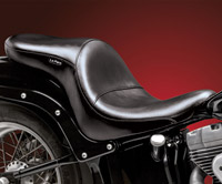 Le Pera Maverick Smooth Seat
