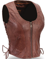 First Manufacturing Co. Women's Clean Side Lace Vest