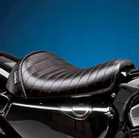 Le Pera Bare Bones Pleated Seat