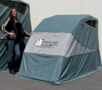 Speed-Way Shelters Sport Shelter