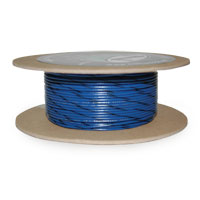 NAMZ Custom Cycle Blue/Black 18-Gauge Wire