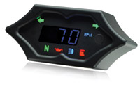 Dakota Digital MCL-5000 Series Black Spike Gauge