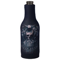 Skull Biker Born Bottle Suit