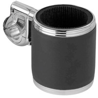 Kruzer Kaddy Leather Wrap Beverage Holder