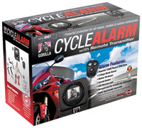 GorillaGuard 8007 Cycle Alar
