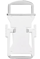 Echo White Quick Release Buckle