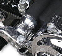Pingel Heel Shift Lever Eliminator for Touring Models