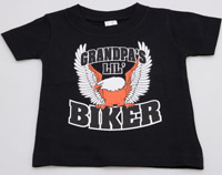 J&P Cycles® Grandpa's Lil Biker T-shirt
