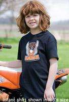 J&P Cycles® Biker Babe T-shirt