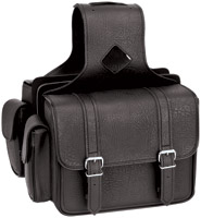 River Road Momentum Series Compact Classic Saddlebags