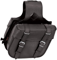 River Road Momentum Series Slant Compact Classic Saddlebags