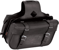 River Road Momentum Series Slant Medium Classic Saddlebags
