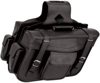 River Road Momentum Series X-Large Classic Saddlebags