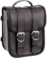 River Road Momentum Series Braided Pipping Sissy Bar Bag